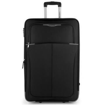 Gabol Malasia Puhafedeles Bőrönd Fekete 77cm
