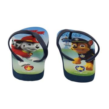Nickelodeon Mancs Őrjárat Gyermek Flip-Flop Strandpapucs Kék 24-25